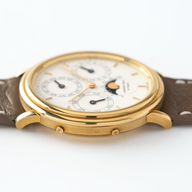 Audemars Piguet Perpetual Calendar Yellow Gold Reference 5548