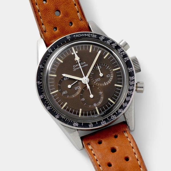 Omega Speedmaster Tropical Ed White Model 105.003-65