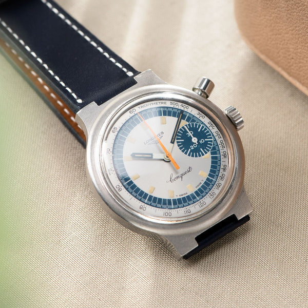 Longines Conquest Munish 1972 Chronograph ref. 8614