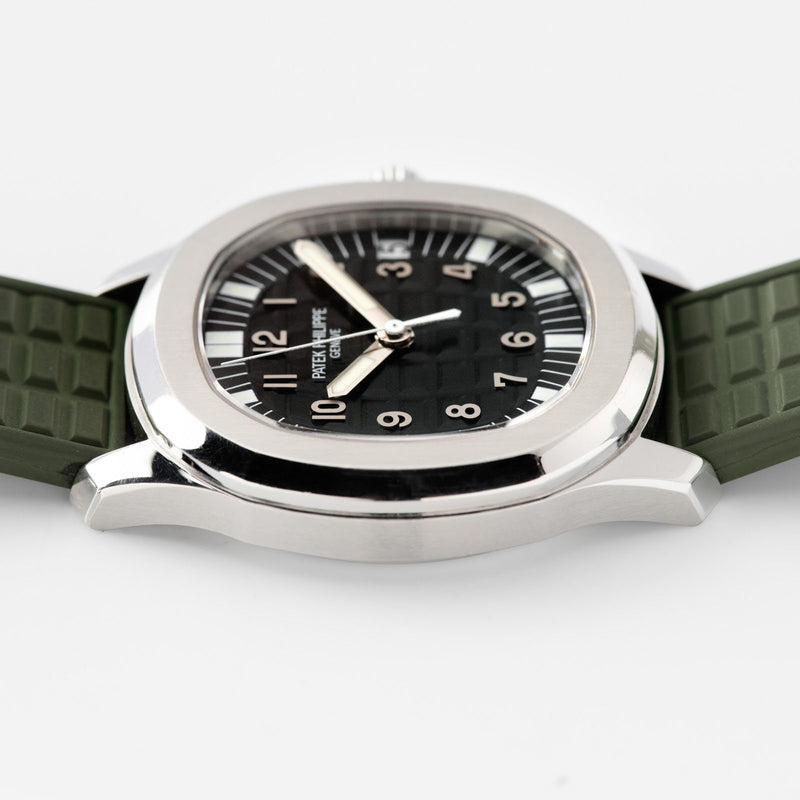 Patek Philippe Aquanaut Reference 5065 in Steel