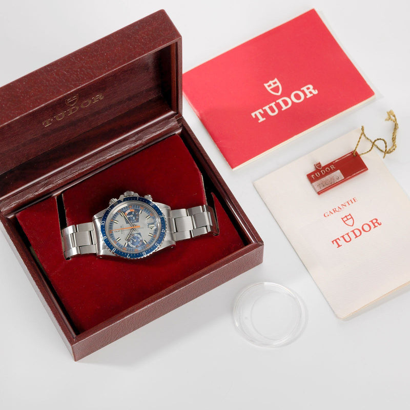 Tudor Monte Carlo Chronograph 7169 Full Set