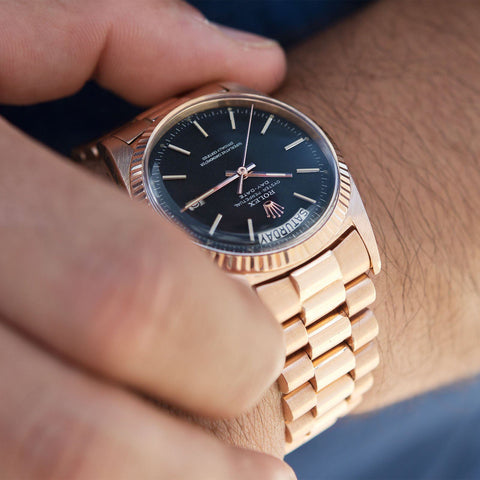 Rose Gold Rolex Day-Date 1803