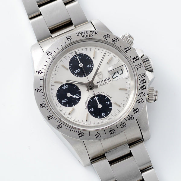 Tudor Oysterdate Chronograph Big Block 79180 Full Set