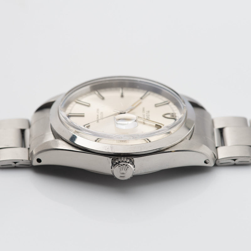 Tudor Jumbo Prince Oysterdate 9080/0 Silver Dial