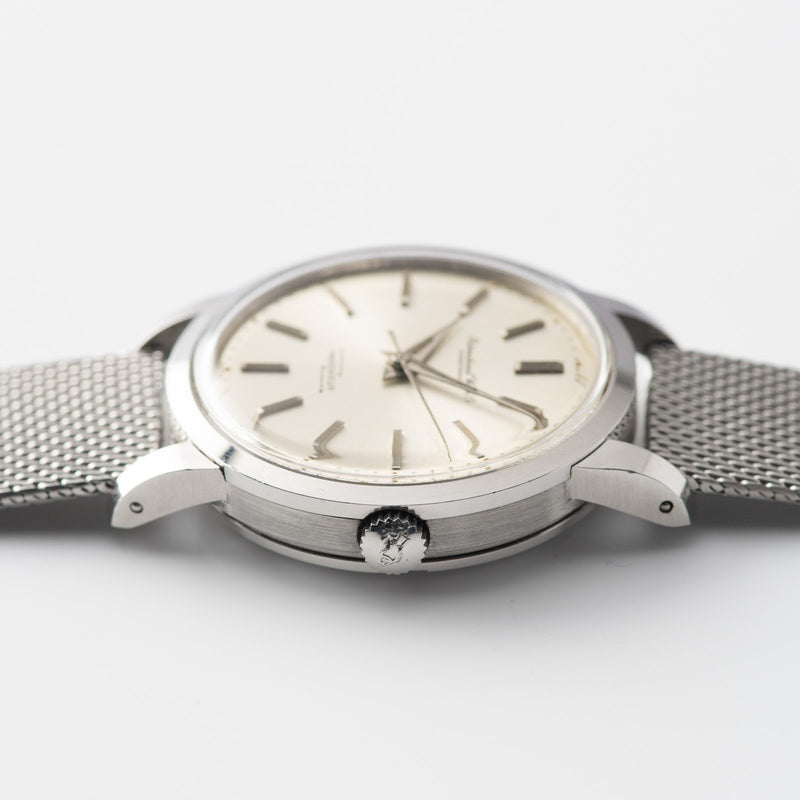 IWC Ingenieur Reference 666 Silver Dial