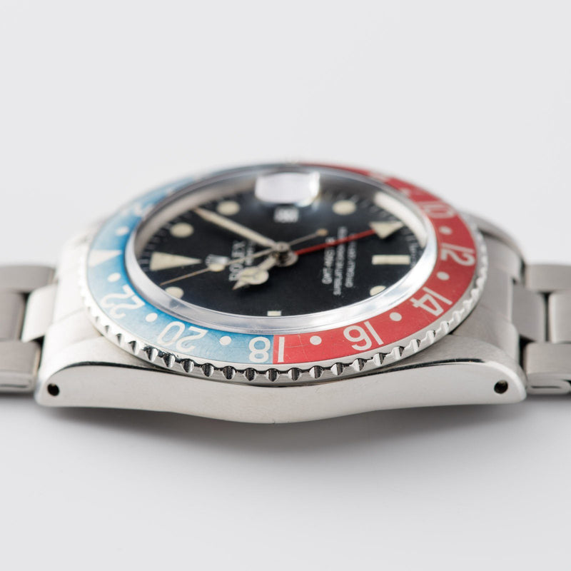 Rolex 1675 Mk1 Long E Full Set GMT Master