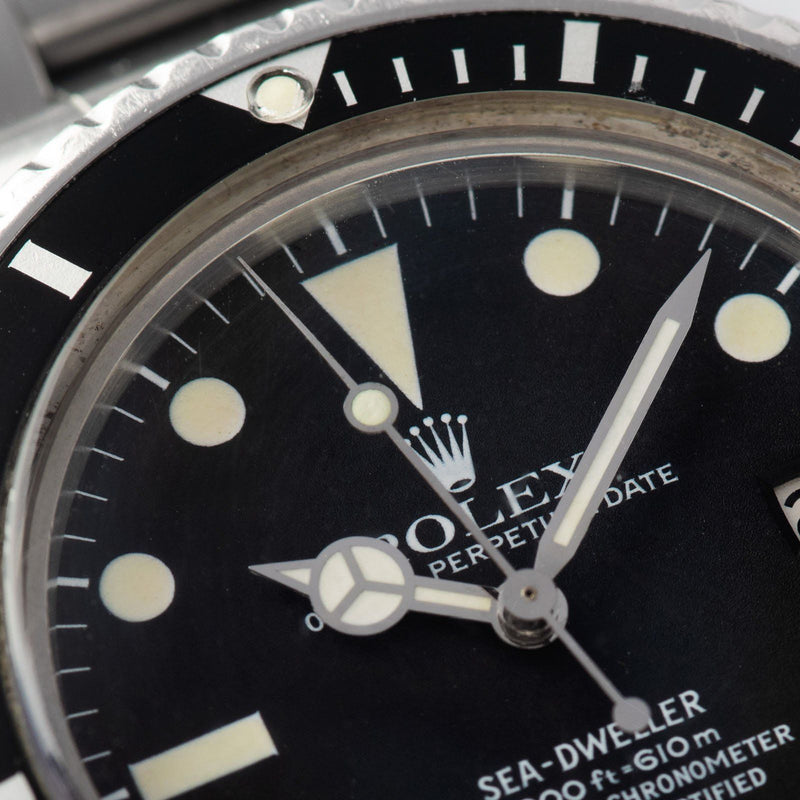 Rolex Seadweller Great White Reference 1665