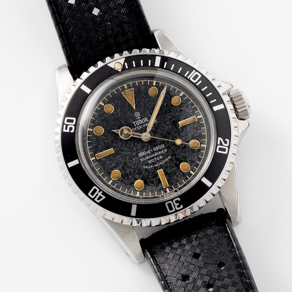 Tudor Submariner Ref 7928 with British Royal Navy History