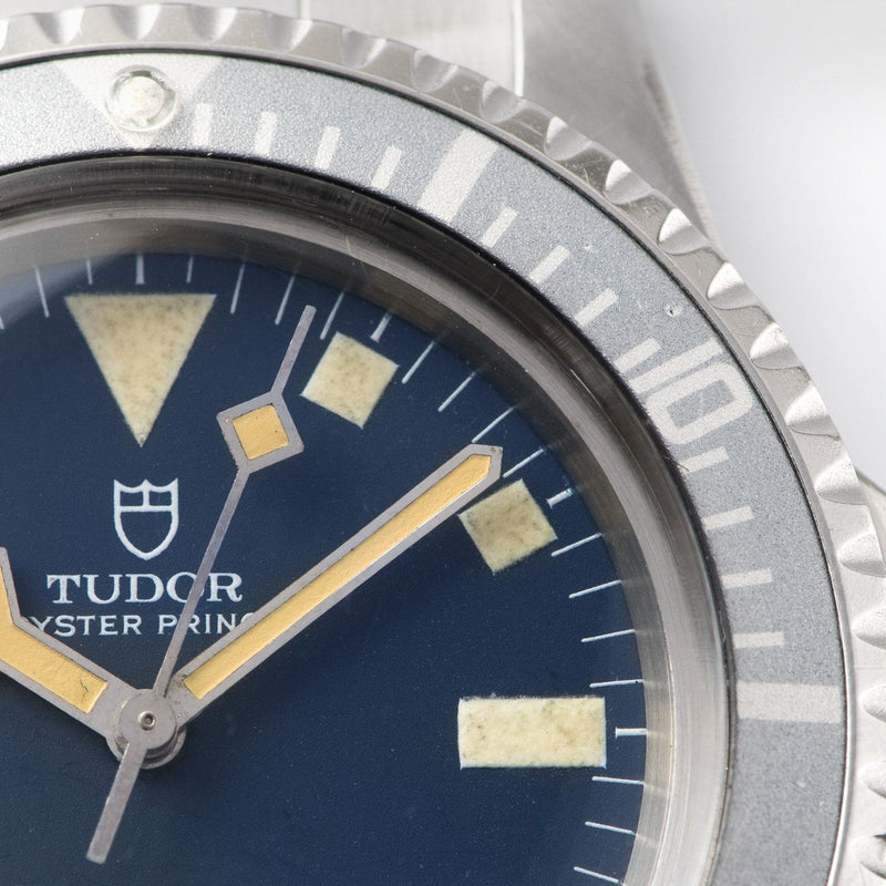 Tudor Submariner Blue Snowflake Ref 9401