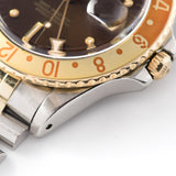 Rolex 16753 Clint Eastwood Nipple Dial GMT Master
