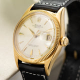Rolex Datejust Honeycomb Dial 6305