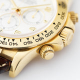 Rolex Daytona Yellow Gold 16518 MOP Dial