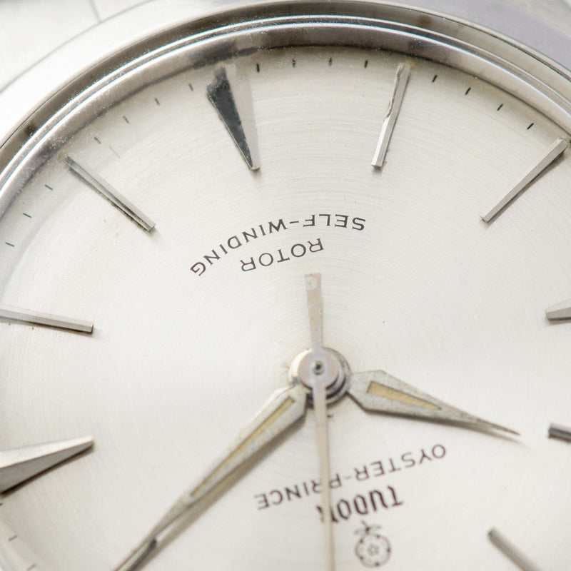 Tudor Prince Oyster Silver Dial Ref. 7965