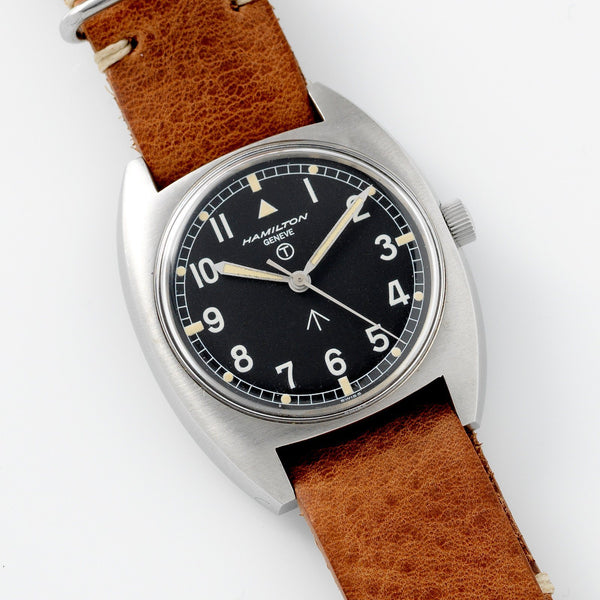Hamilton W10 RAF British Army Issued Watch