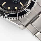 Tudor Submariner Ref 7928 Gilt Minute Track