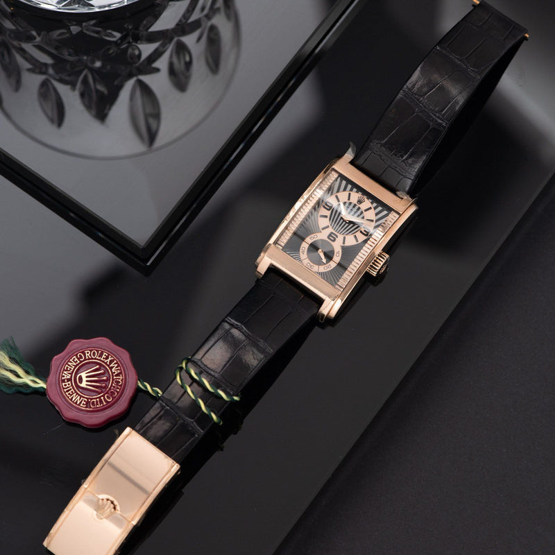 Rolex Prince Reference 5442/5 Everose Gold