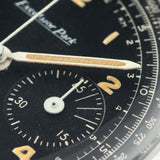 Excelsior Park Dual Scale Steel Chronograph