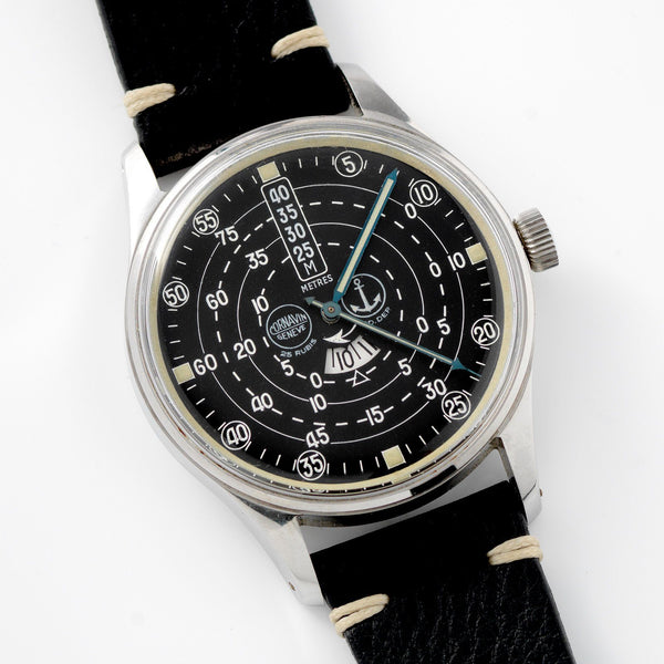 Cornavin Vintage Dive Watch Reference P810