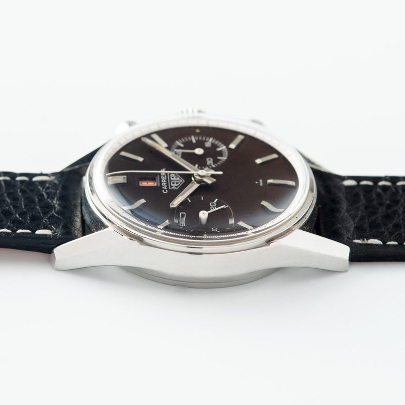 Heuer Carrera Dato 12 Ref 3147 Tropical