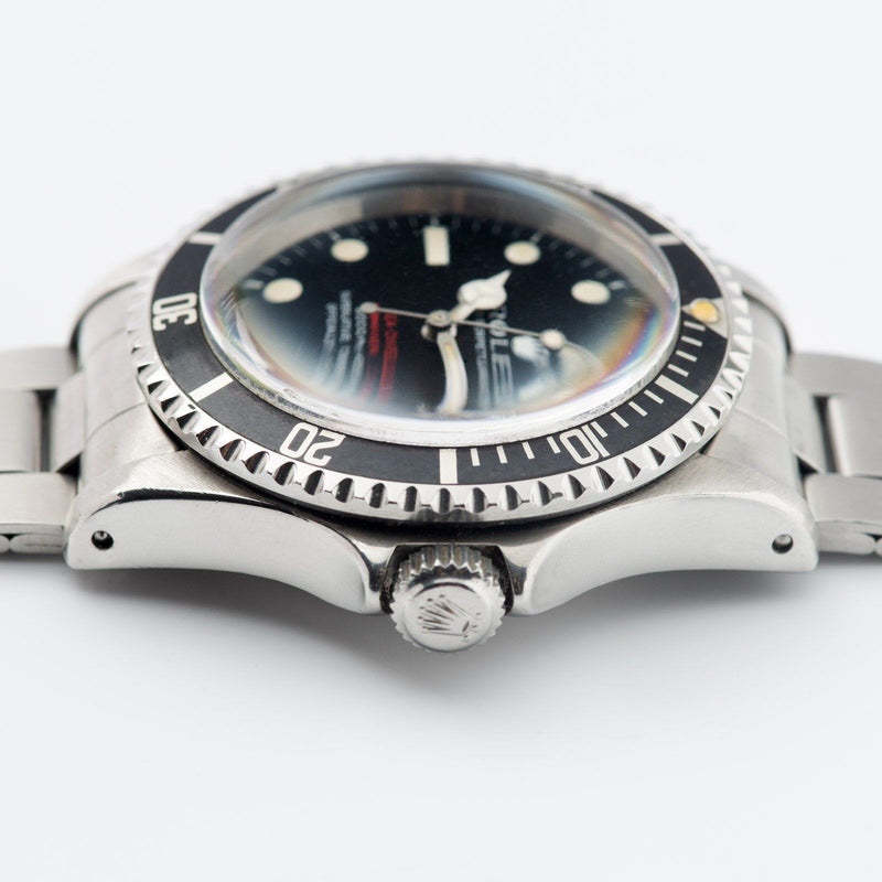 Rolex Double Red Seadweller Mk2  Dial 1665