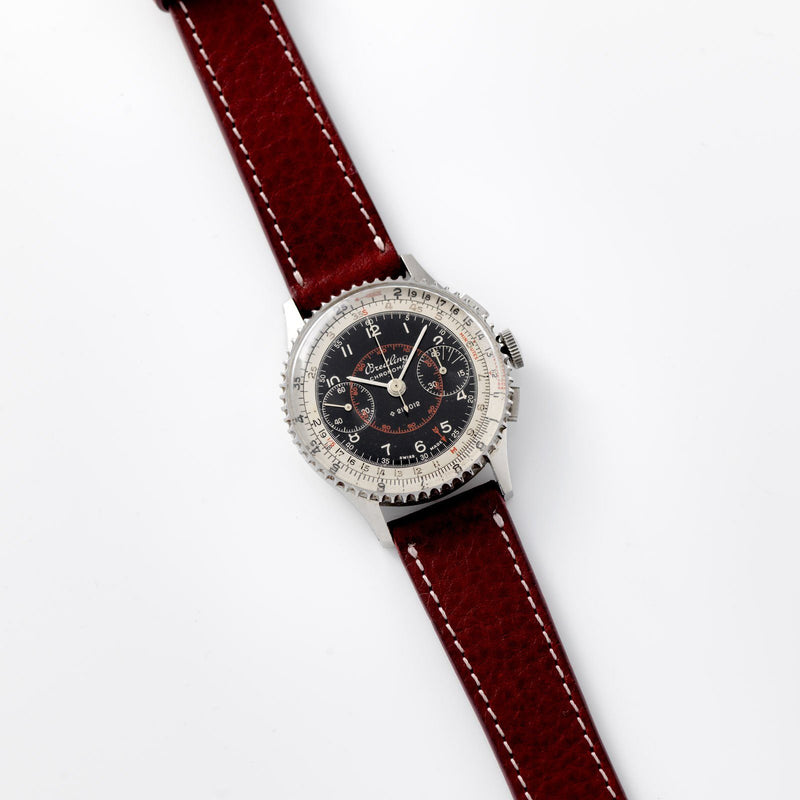 Breitling Cronomat Rare reference 769 Black Dial