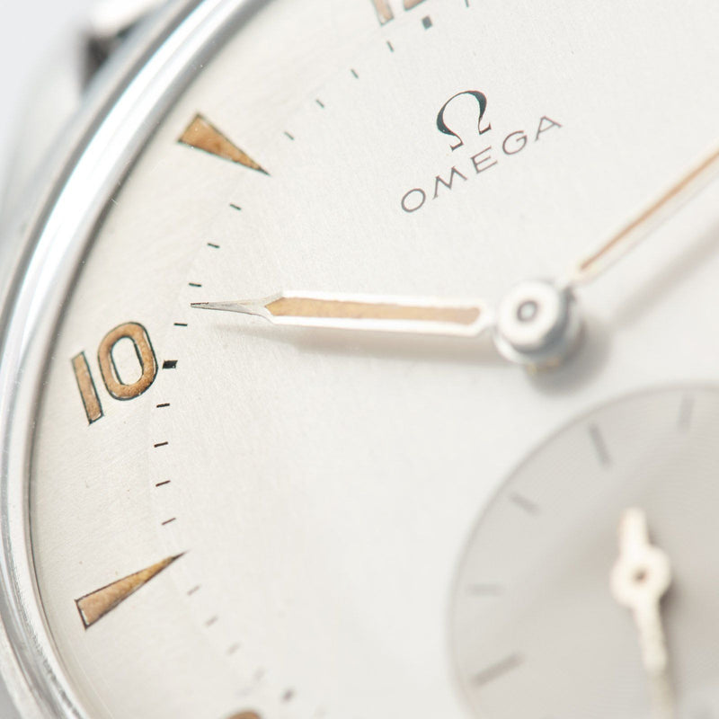 Omega Calatrava Reference 2383-4 Two Tone Dial