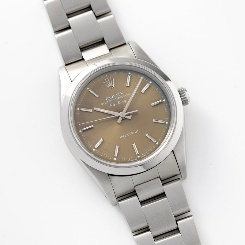 Rolex Air King Reference 14000 Colour Change Dial