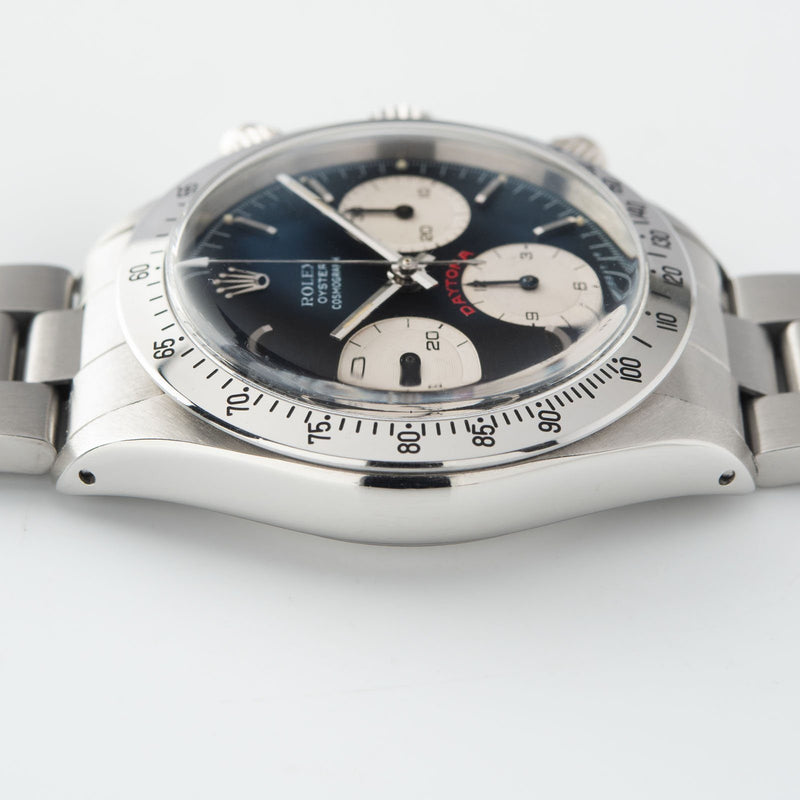 Rolex Daytona 6265 Big Red Sigma Dial Box and Papers