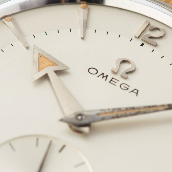 Omega Calatrava Reference 2791-1 Broad Arrow Hands