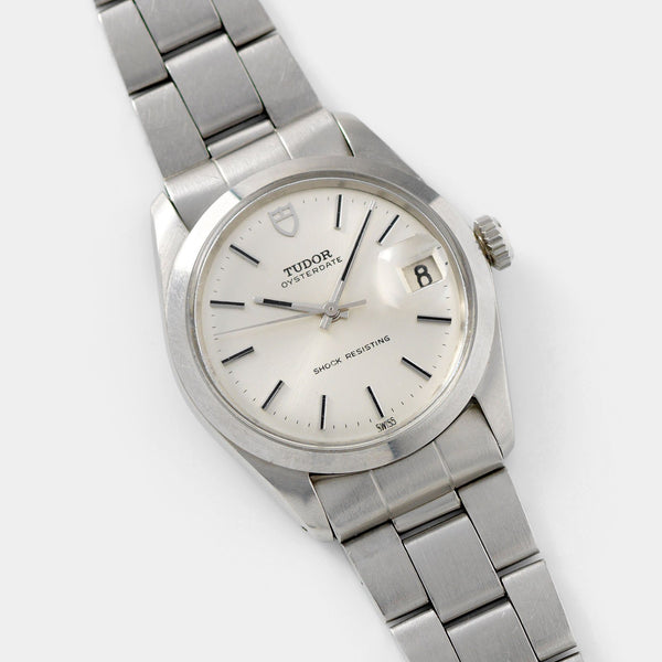 Tudor Prince Oysterdate Silver Dial Reference 7992