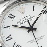 Rolex Datejust Reference 16000 Buckley Dial