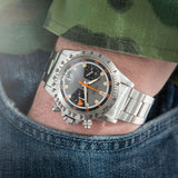 Tudor Home Plate Chronograph 7032 Box and Papers