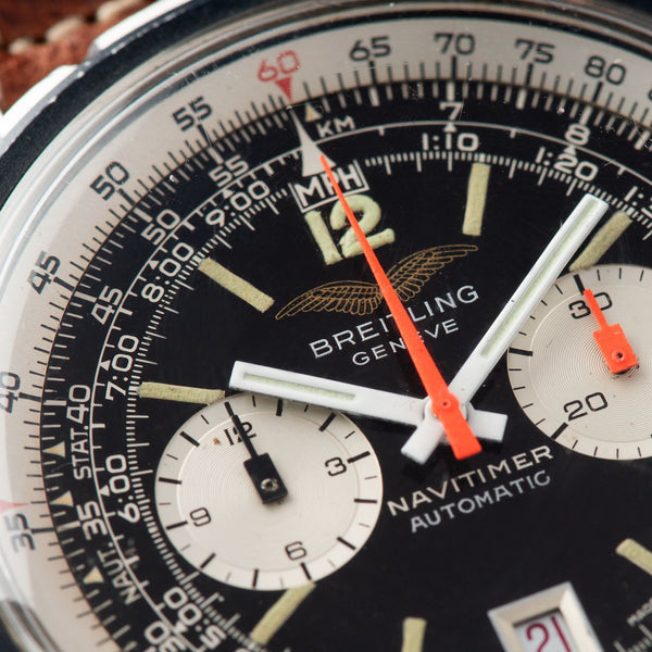 Breitling Navitimer Reference 1806 Iraqi Air Force Issued