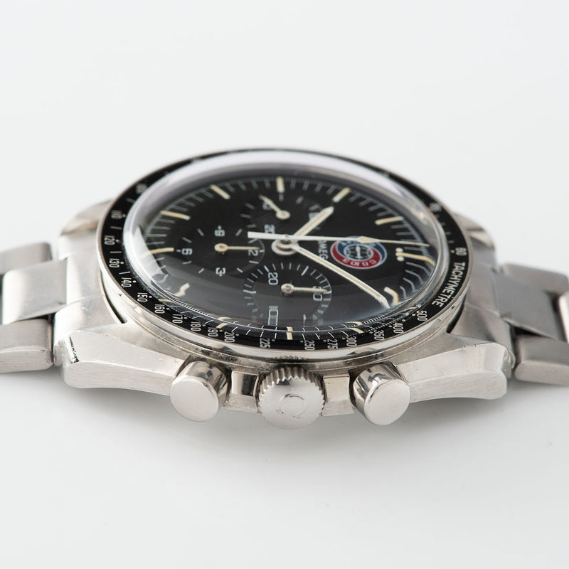Omega Speedmaster Soyuz 145.022 with Archive Extract with large pushers