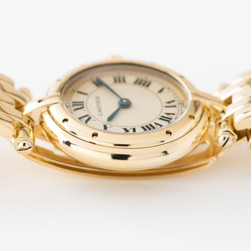Cartier Panthere Vendome 18kt Yellow Gold Ladies Watch