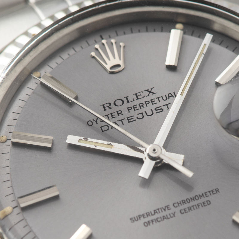 Rolex Datejust 1601 Lavender Colour Change Dial