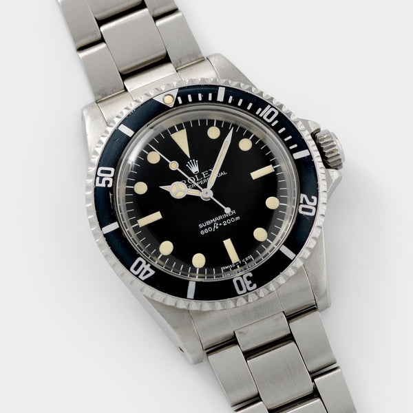 Rolex Submariner Mk3 'Lollipop' Maxi Dial 5513