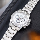 Rolex Daytona Steel 16520 White Dial dating to 1996