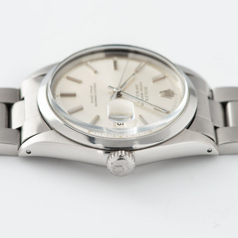 Rolex  Datejust Reference 1600 Silver Dial