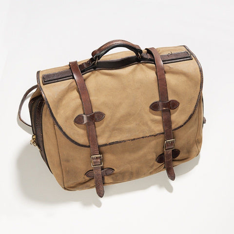 Vintage Filson Large Carry-On Bag Tan #242