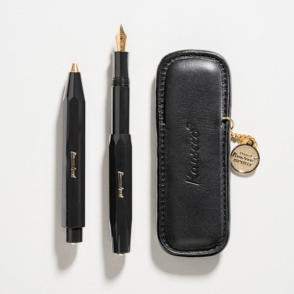 Kaweco Sport Classic Black Writing Set