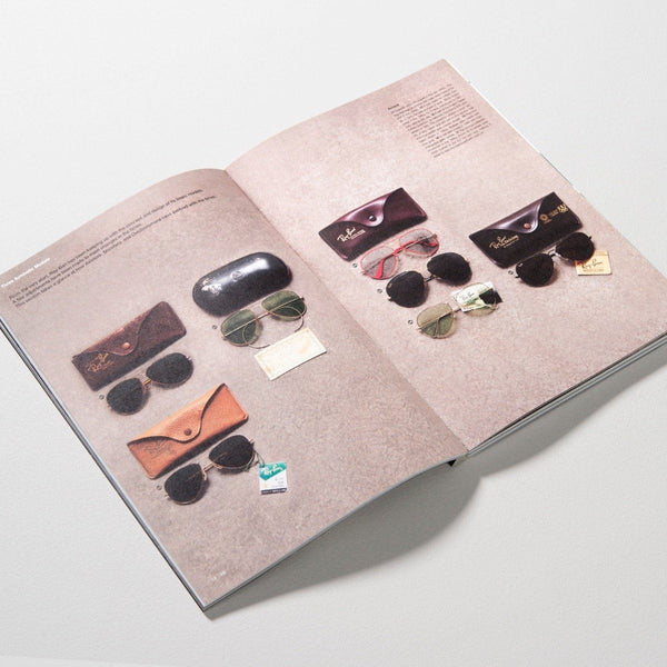 Magazine B Issue 8 Ray Ban