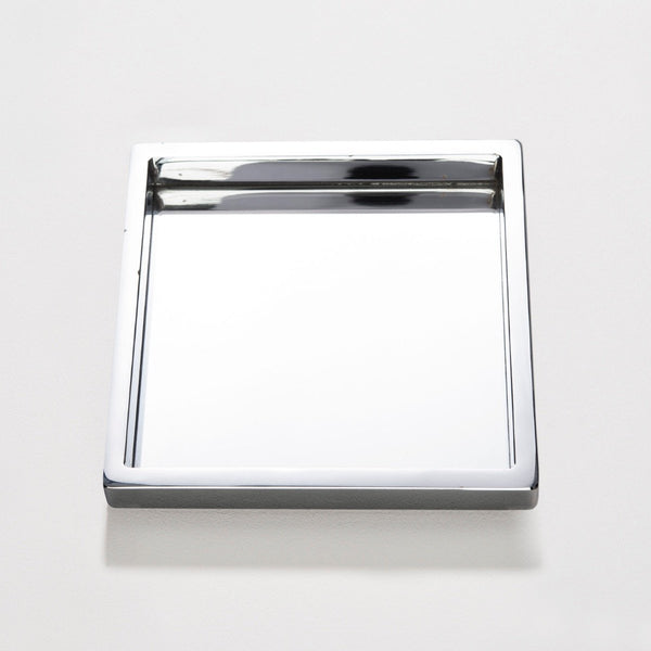 Vintage Chrome Desk Tray