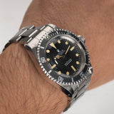 Curated Rolex 5513 Submariner Non Serif Package