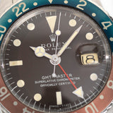 Rolex 1675 Tropical MK1 GMT Master