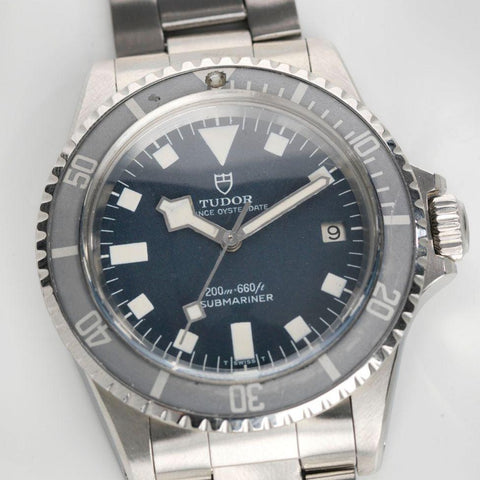 TUDOR SUBMARINER BLUE SNOWFLAKE 7021/0