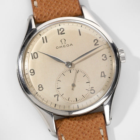 Omega Jumbo 2505-12 Cal. 265 Oversized Dress Watch