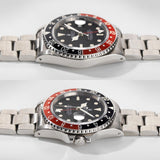 Rolex Gmt Master II Fat Lady No Date Dial 16760 Coke