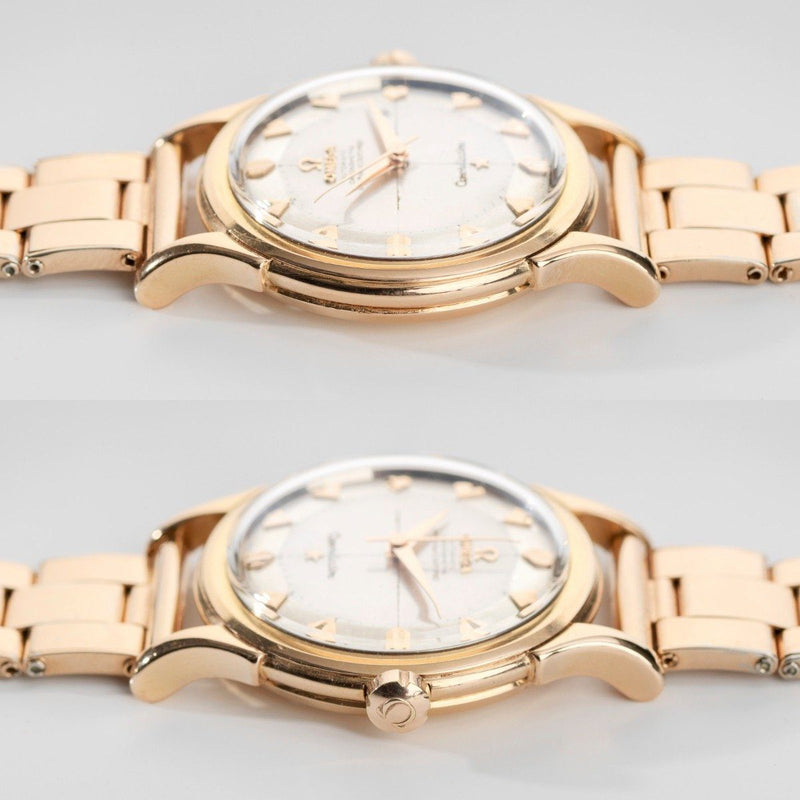 Omega Pink Gold Constellation ref. 2852 2853, 1958