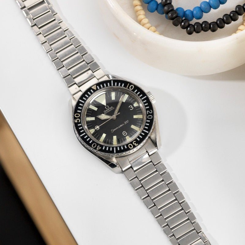 Omega Seamaster 300 Big Triangle 165.024